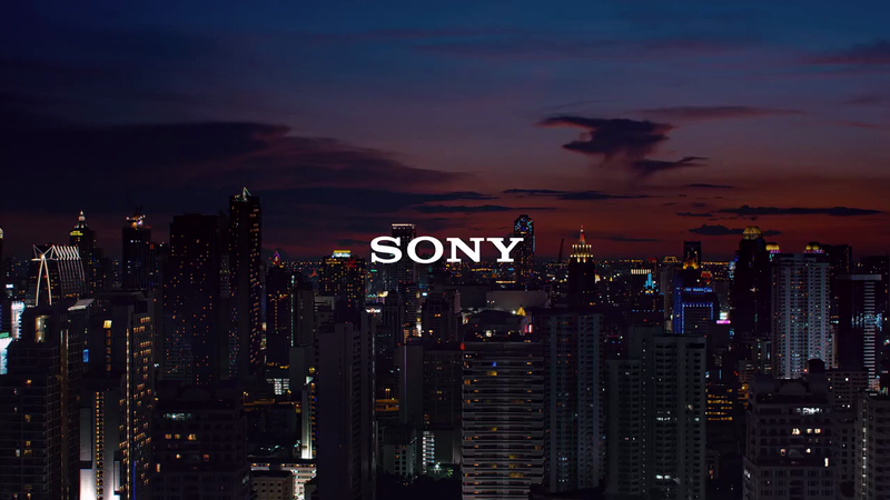 """SONY 4K ULTRA HDTV """"Celebrate Every Detail"""""""