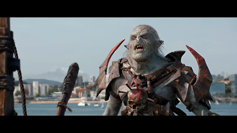 Lisbon chosen for new Middle-earth: Shadow of War: Nothing Will Be Forgotten! TV commercials.