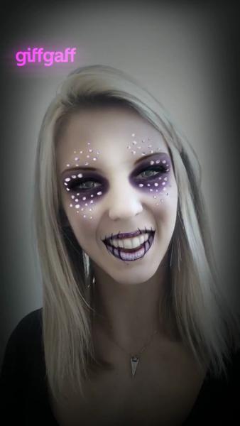 giffgaff - Halloween Lens