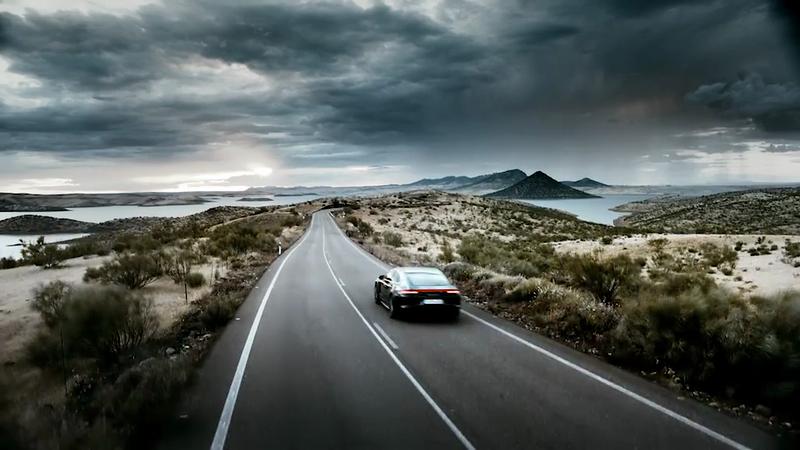 "Porsche ""Panamera"""