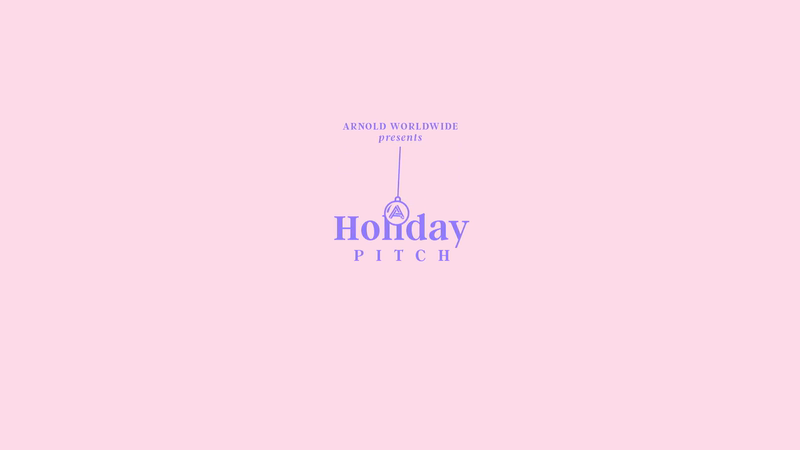 """Holiday Pitch"""