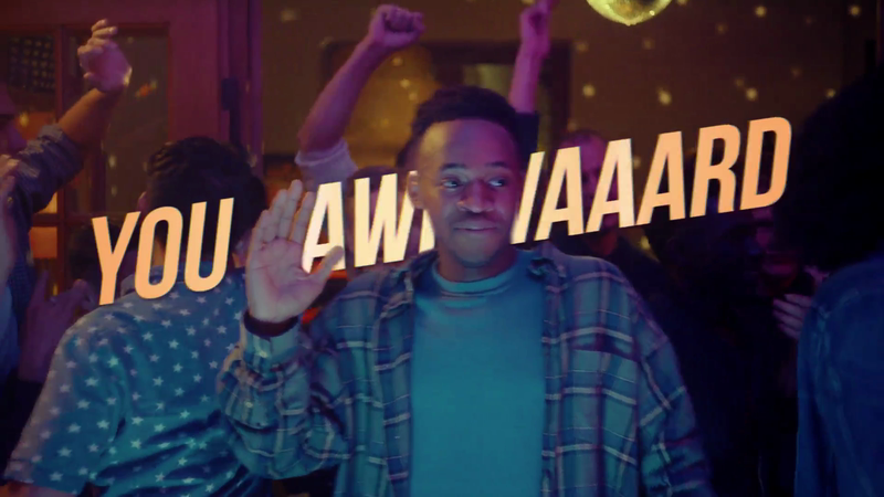 AXE Shows How Confidence Makes You 'Gold'   LBBOnline