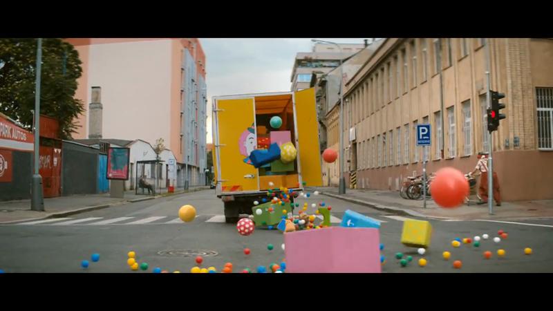 Audi - Clowns