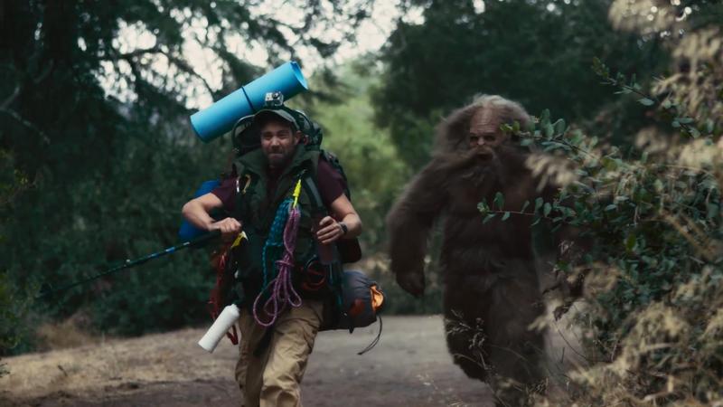 Jack Link's Runnin' with Sasquatch Hiking