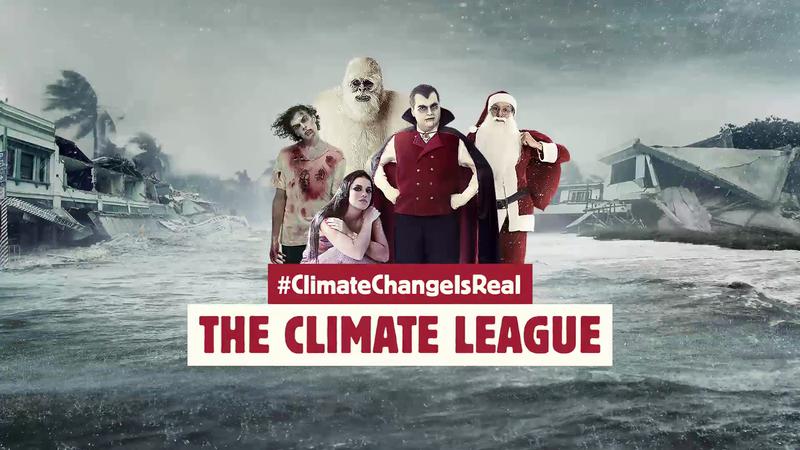 The Climate League