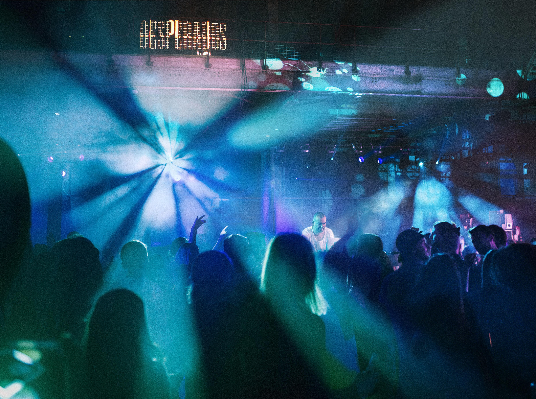Desperados Sound Stage W T F Lbbonline