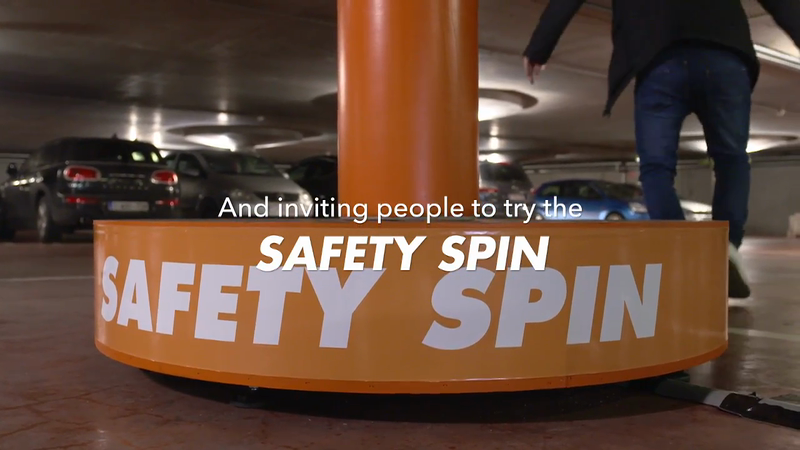 The Safety Spin