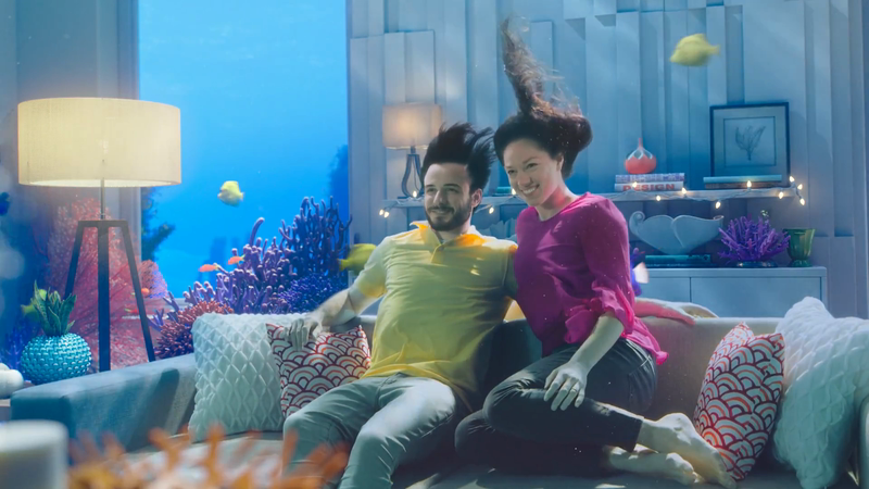 Telus - Immerse Yourself