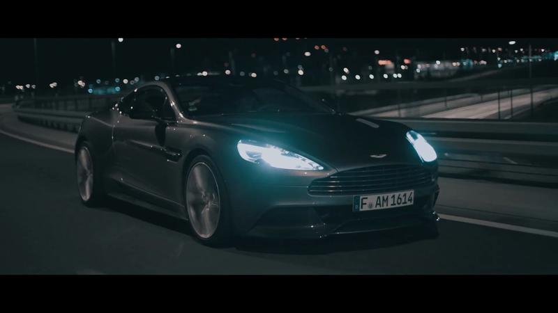 Aston Martin - The Art of Vanquish