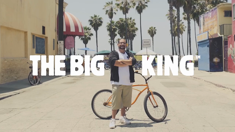 Burger King - The Big King