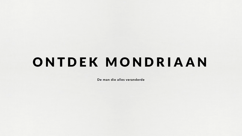 Mondrian's Cross-Medial Campaign