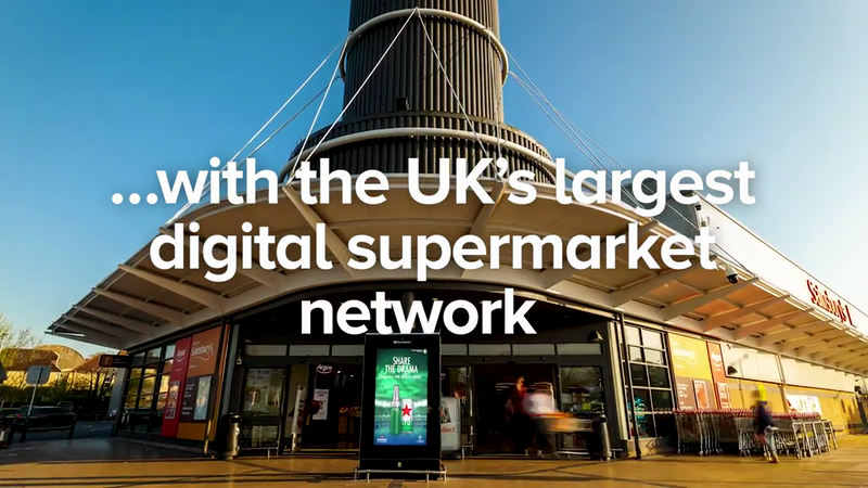 Clear Channel UK - Supermarket Network