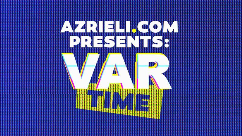 """Azrieli """"VAR Time"""""""