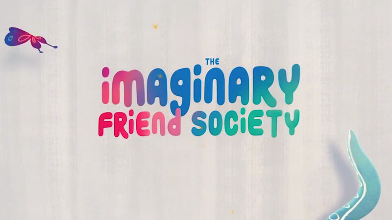 Imaginary Friend Society AR-support