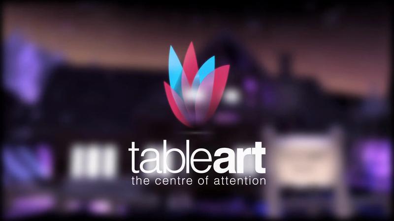 Table Art Event Organiser Animation