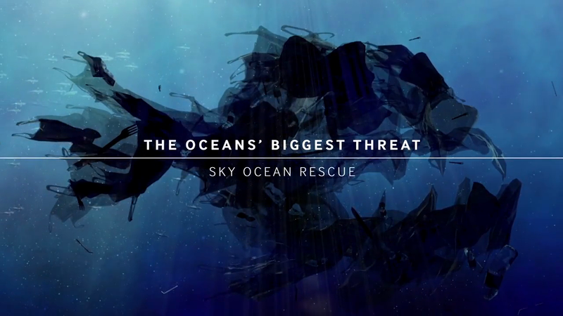 Sky Ocean Rescue: The Ocean's Biggest Threat-support
