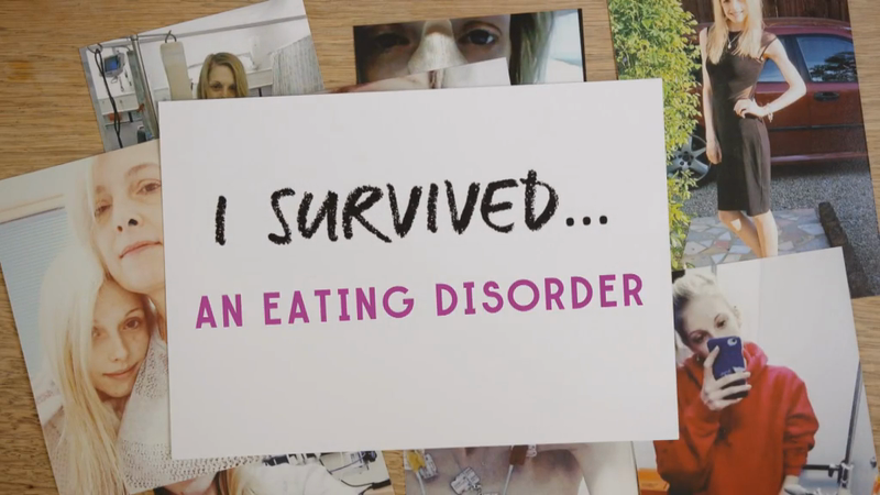 BBC3 Short - I Survived... An Eating Disorder