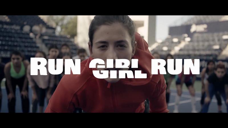 Run Girl Run
