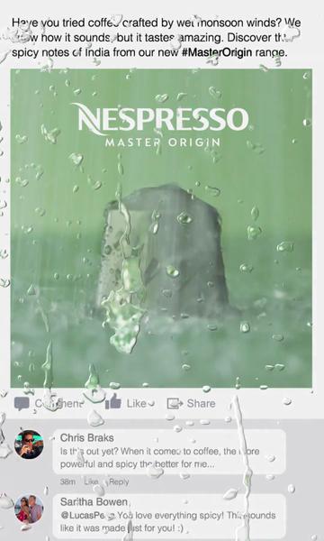 Nespresso - India 'Master Origin'