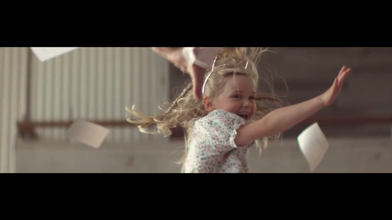 Mark Albiston | Three Ireland 'Bounce' | Boys and Girls