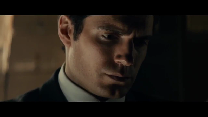 The Man From U.N.C.L.E Official Trailer