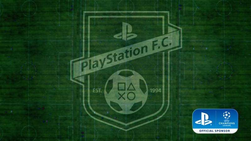 Playstation UEFA Champions League Sponsorship Ident