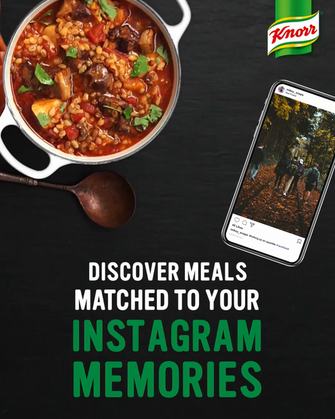 Knorr: Eat Your Feed