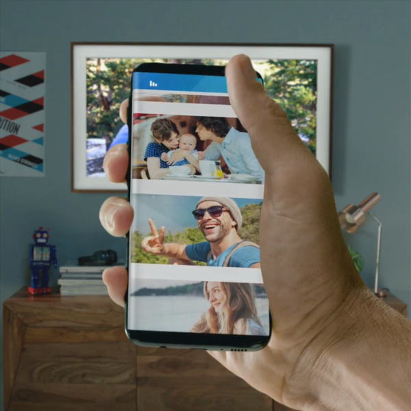 Samsung The Frame - Curate