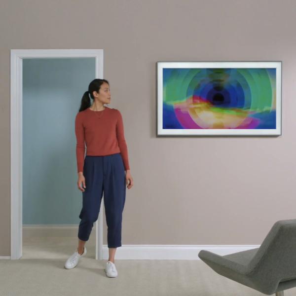 Samsung The Frame - Doorway
