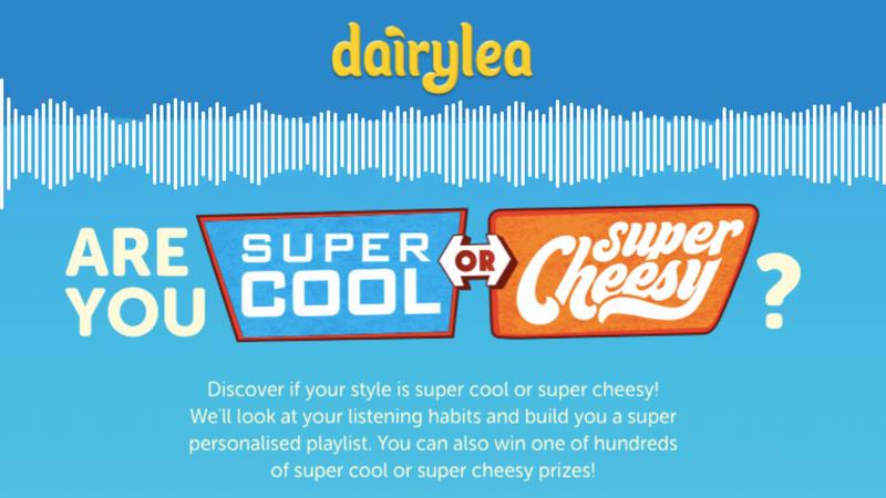 Dairylea - Super Cool vs Super Cheesy