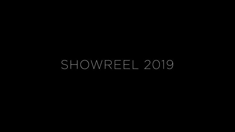 Bolder Creative Showreel 2019