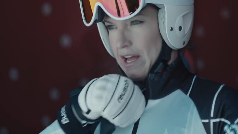 Nike 'Winning in a Winter Wonderland'
