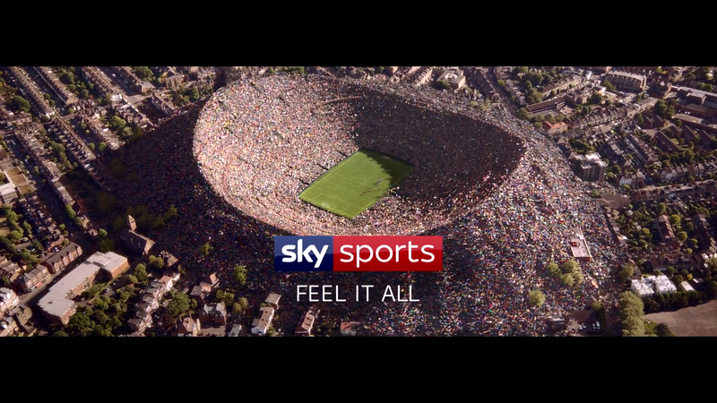 Sky Sports - Take Your Seat