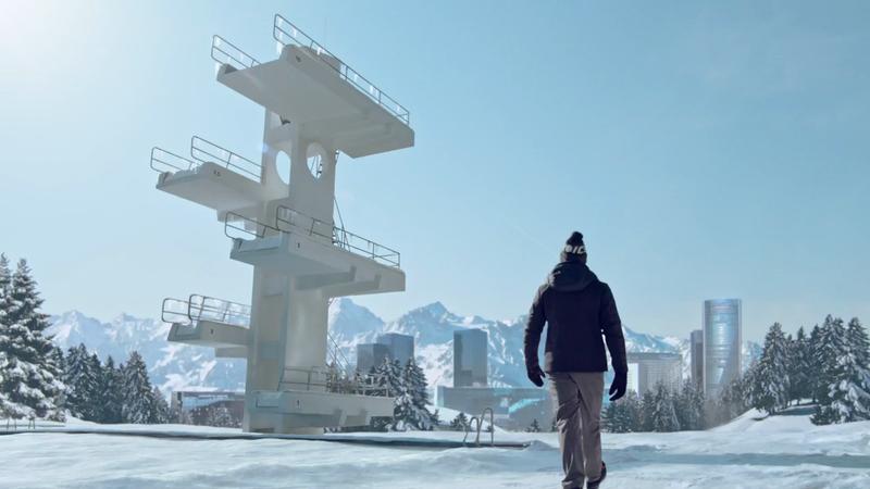 Icepeak - Snowdiving