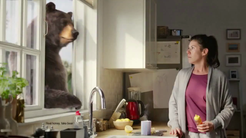 Robitussin - Window Bear