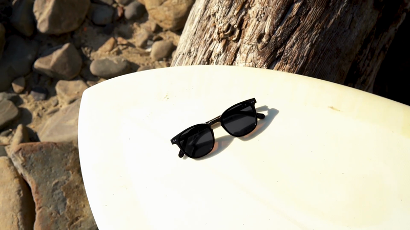 "Shwood Eyewear: ""Camp Collection"""