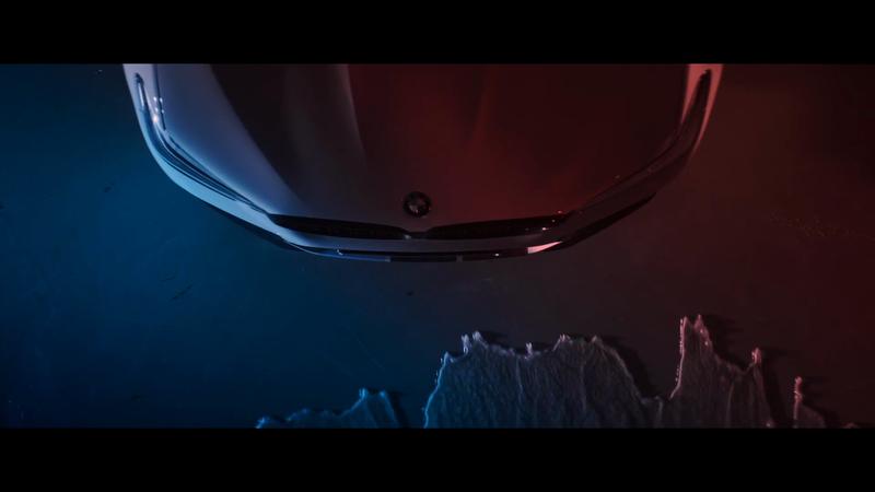 BMW MPP F90 Safety Car