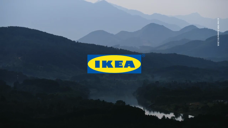WWF & IKEA - RESPONSIBLE FOREST MANAGEMENT