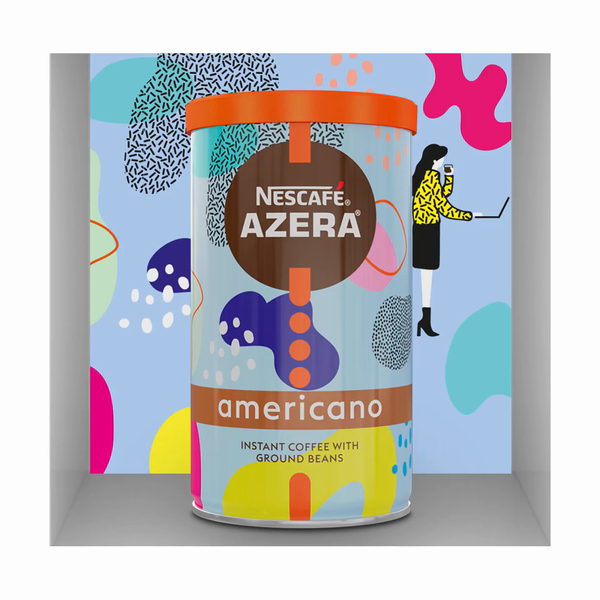 Nescafe Azera by Design