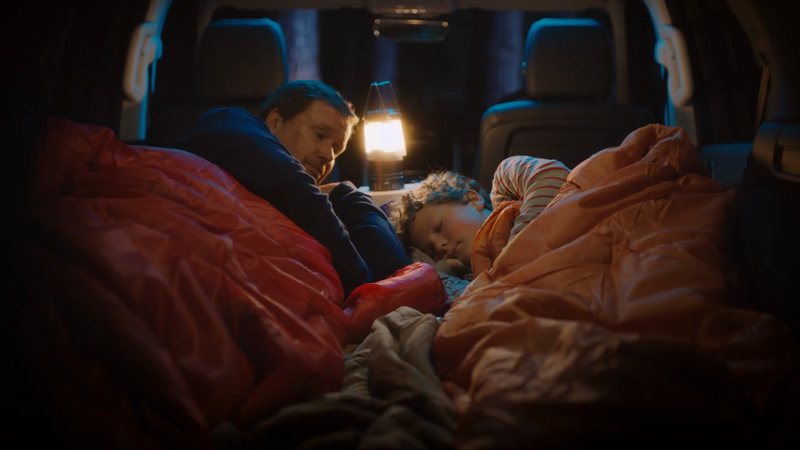 Night Under the Stars - Land Rover