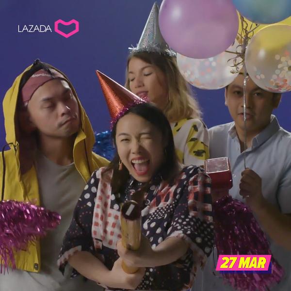 Lazada 7th Birthday