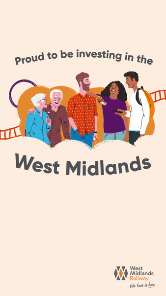 West Midlands Rail - Positioning