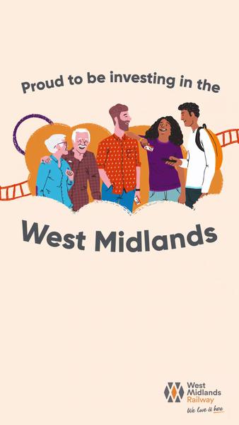 West Midlands Rail - Positioning