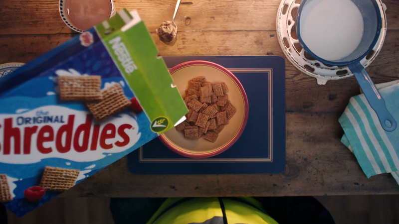 Shreddies Intents
