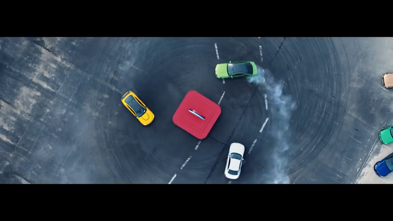 BMW - Coffee to drift