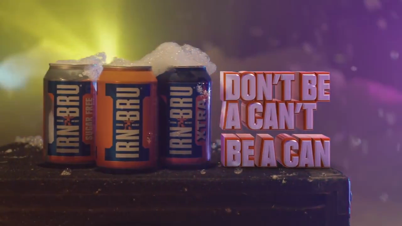 IRN BRU - 'Parents'