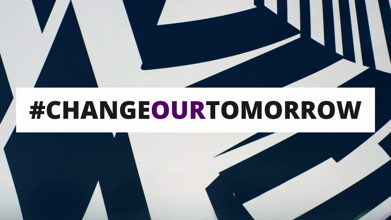 RGU - 'Change Our Tomorrow''