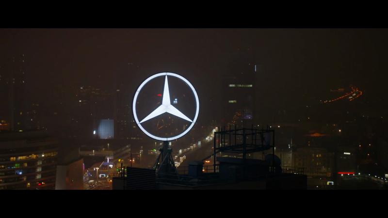 Mercedes-Benz - Class Team