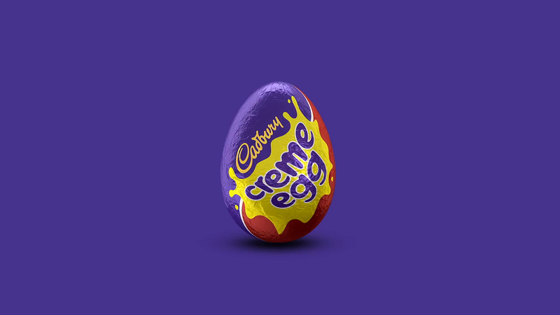 Hunt The White Creme Egg