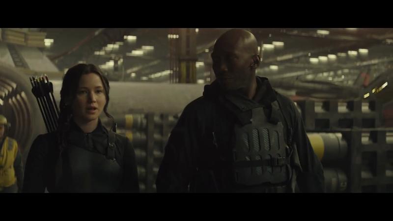 The Hunger Games: Mockingjay Pt.1& 2